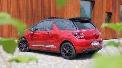 Una settimana con la DS3 Cabrio Performance Line - Immagine: 2