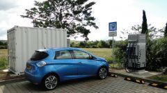 Renault E-Stor: le batterie usate diventano colonnine di ricarica