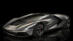 Un'altra colorazione per la rivisitazione di Lancia Stratos Zero