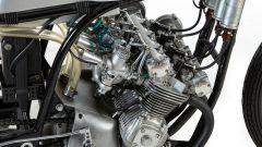 Un'altra foto del motore della Ducati 125cc del 1965