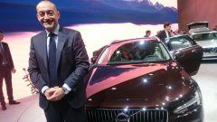 Un'altra immagine di Michele Crisci Presidente Volvo Cars Italia