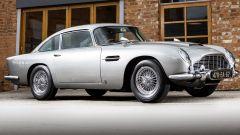 007: va in produzione l'Aston Martin DB5 di James Bond