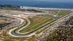 Un'immagine aerea del circuito di Termas del Rio Hondo