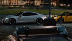 Un'immagine dello spot Porsche del Super Bowl 2020