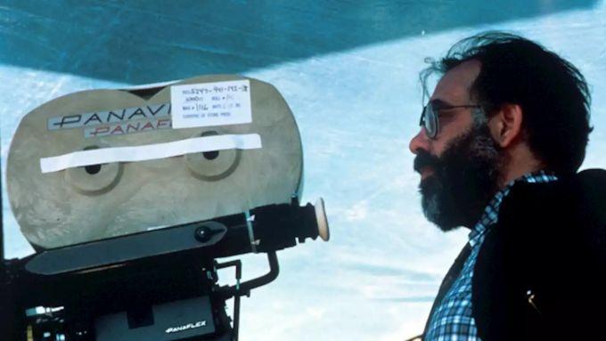 Un'immagine di repertorio del regista Francis Ford Coppola