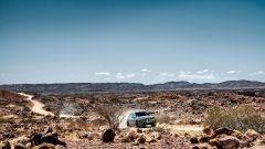 Un'immagine suggestiva del nuovo BMW iNext