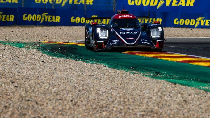 united autosport lmp2