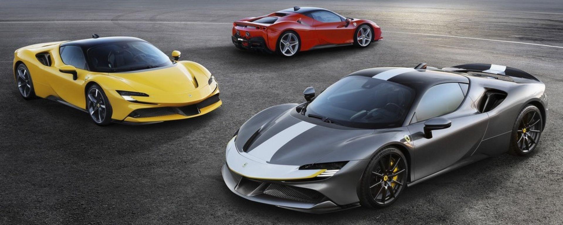 Universo Ferrari, la mostra evento a settembre a Maranello