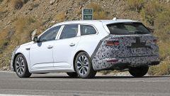 Uno scatto del facelift di Renault Talisman