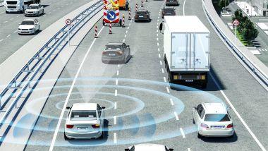 Uno studio di AAA racconta di come gli ADAS ci rendono più distratti alla guida