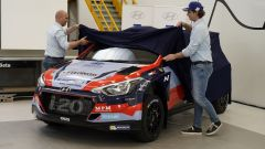 Unveiling Hyundai New Generation i20 R5