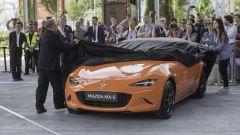 Unveiling Mazda MX-5 30th Anniversary - Parco Dora - Torino