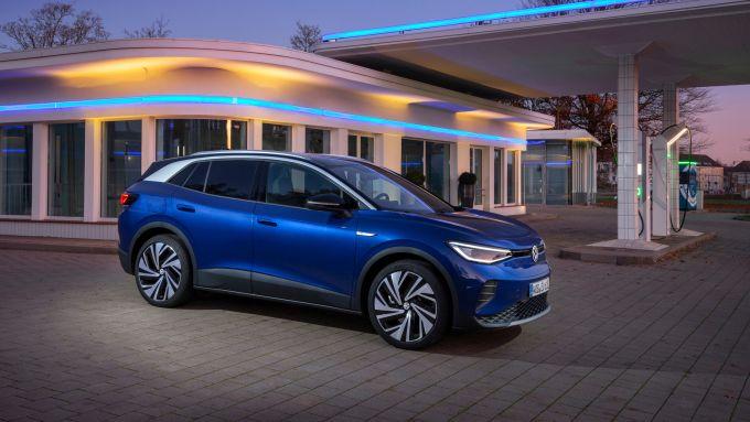 Update over-the-air in arrivo per Volkswagen ID.4