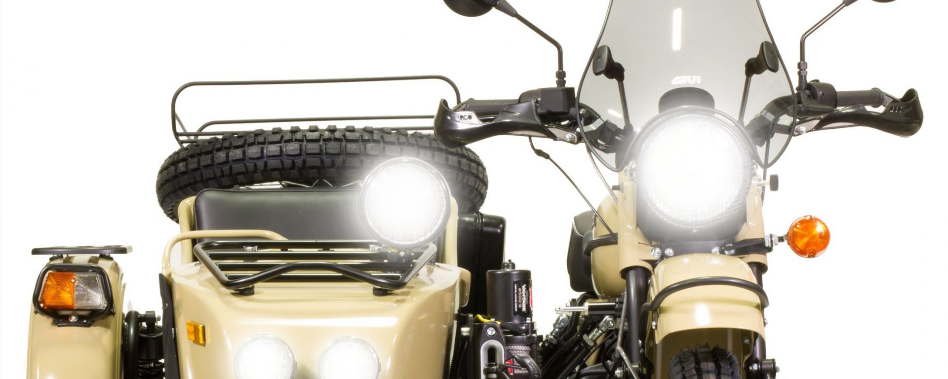 Ural Gear Up Sahara, Limited Edition