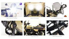 Ural: ritorna Gear Up Sahara, il sidecar a tiratura limitata - Immagine: 9