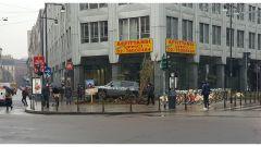 Urban Forest: una Jeep Renegade in piazza a Milano - Immagine: 2