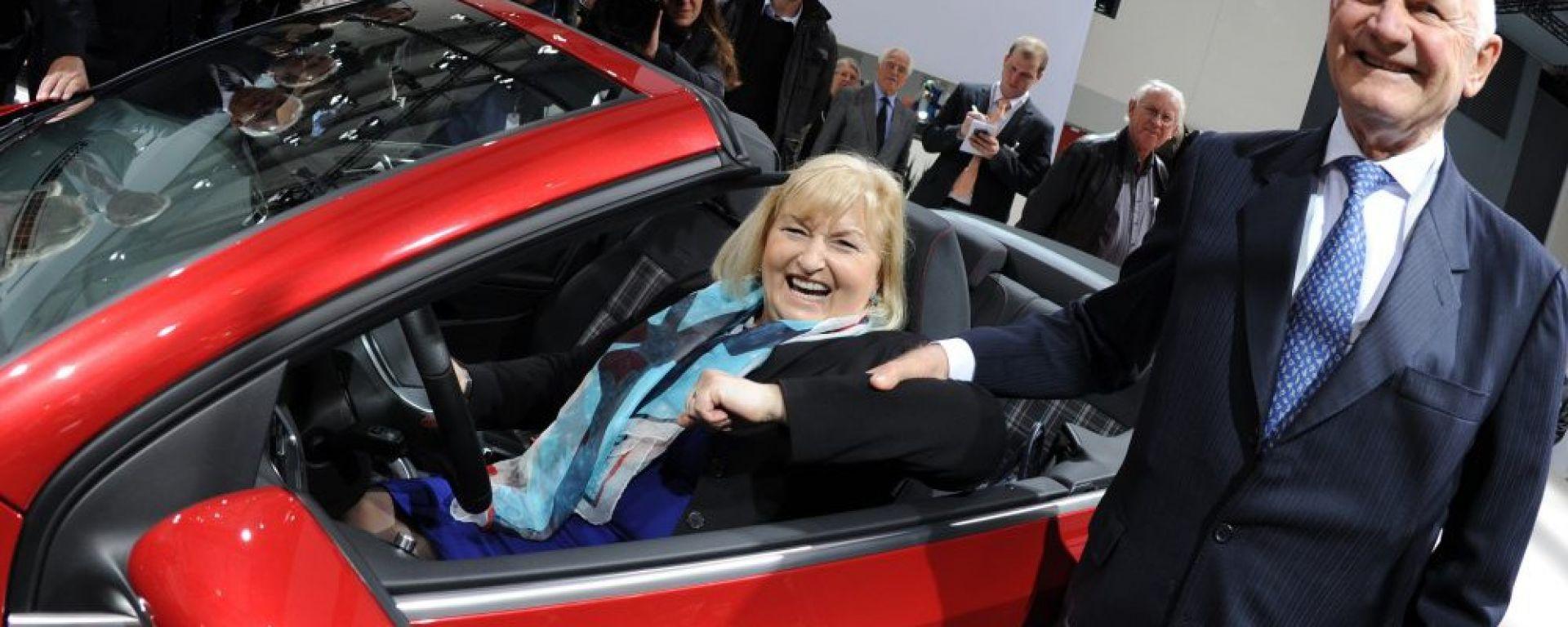 Ursula Piëch, un futuro al comando di Audi?