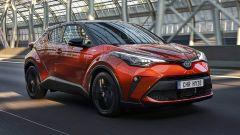 Usato ibrido: terzo posto per Toyota C-HR