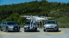 UX, Q3, EVOQUE drone