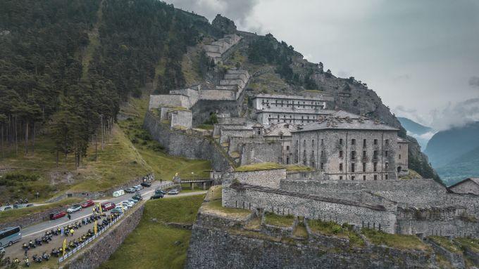 V-Strom Day: il Forte di Fenestrelle