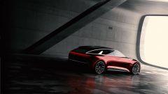 Va detto che, anche per via della colorazione, la Kia Proceed Concept non passa di sicuro inosservata