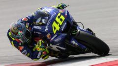 MotoGP: Yamaha dà più peso a Rossi che a Vinales per la M1