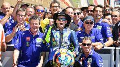 Valentino Rossi al GP delle Americhe