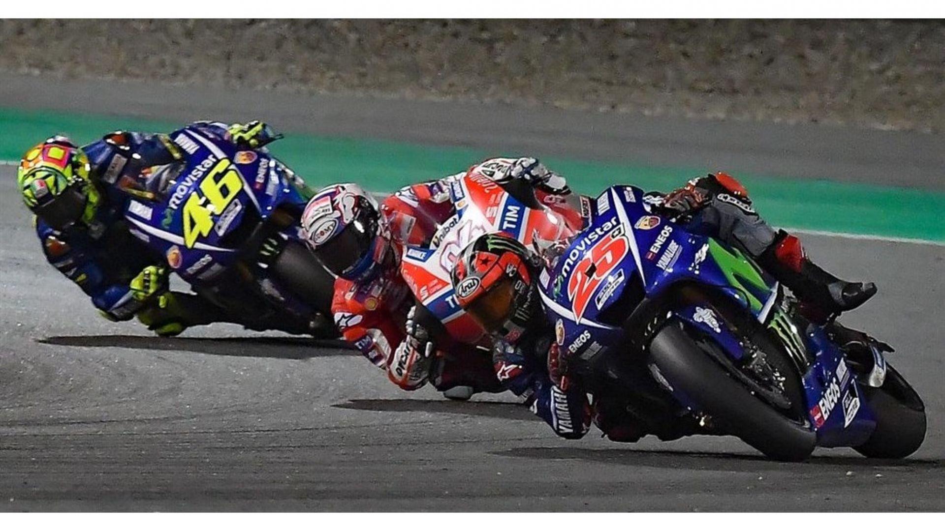 MotoGP 2017: Dovizioso e Ducati puntano in alto nel prossimo GP d'Argentina - MotorBox