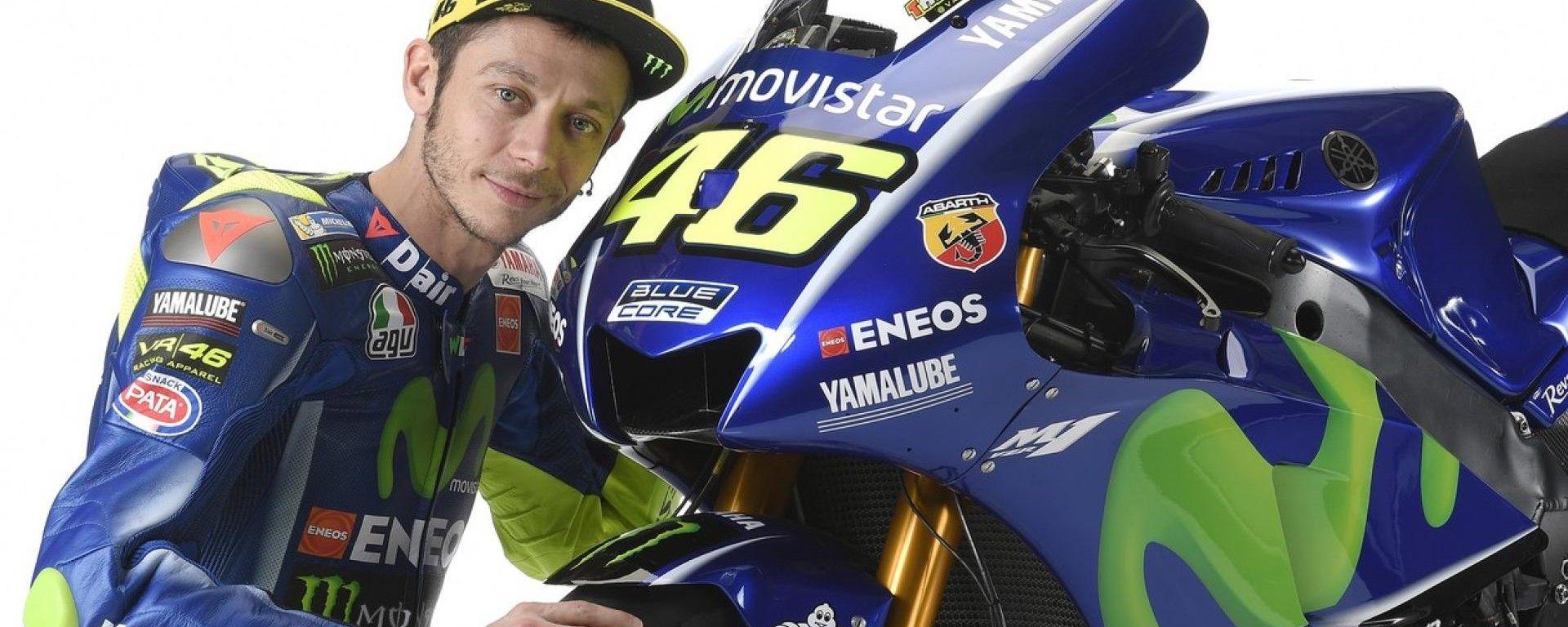 Valentino Rossi correrà al Mugello