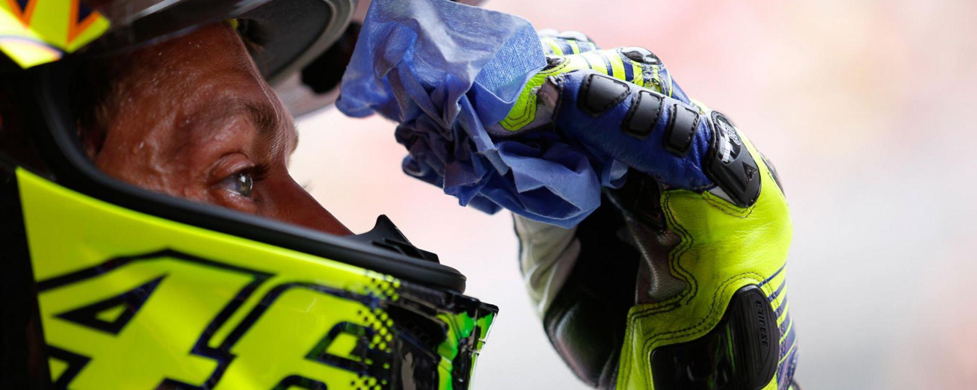 """Valentino Rossi: """"Lorenzo in Ducati? Una scelta coraggiosa"""""""