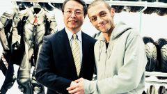 Valentino Rossi diventa consulente di Bridgestone - Immagine: 1