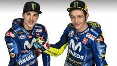 MotoGP: Rossi e Vinales intervistati dal figlio di Colin Edwards