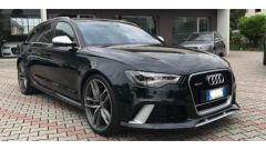 Valentino Rossi mette in vendita la sua Audi RS6 Avant quattro