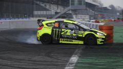 Valentino Rossi, Team VR 46 - Ford Motorsport