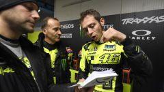 Valentino Rossi, Team VR 46 - i suoi consigli per il miglior set up
