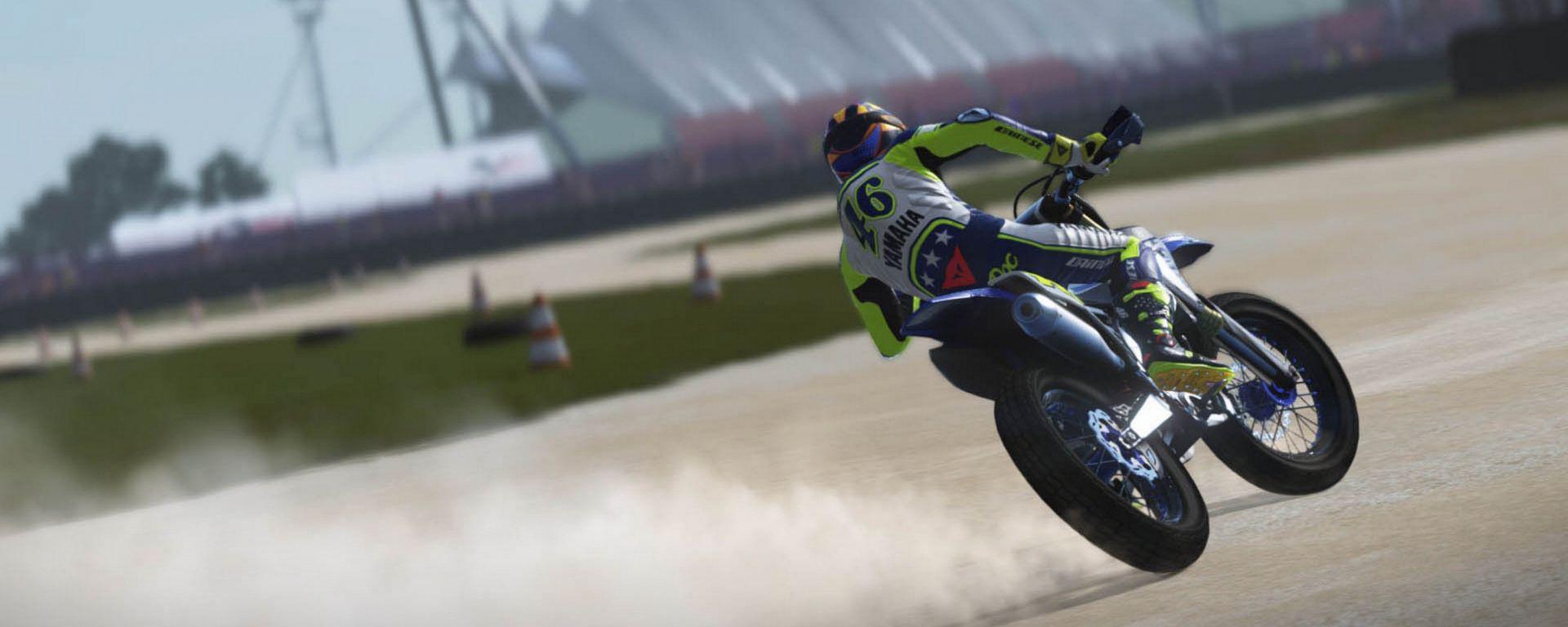 Valentino Rossi The Game: nel videogioco c'è anche il famoso Ranch!