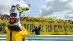 Valentino Rossi trionfa ad Assen nel 2017