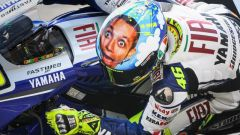 Valentino Rossi al Mugello: da sindaco a comparsa