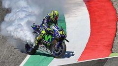 Valentino Rossi (Yamaha) al Mugello 2016