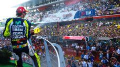Valentino Rossi (Yamaha) al Mugello 2017