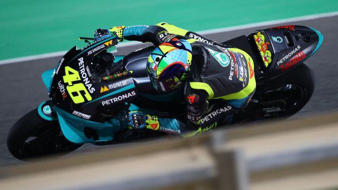 Valentino Rossi (Yamaha Petronas)