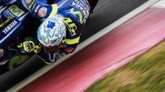 Valentino Rossi Yamaha test Sepang 2017 day 2