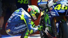 MotoGP 2017: Valentino Rossi in pista anche oggi, domani la decisione finale per Aragon