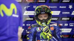"""MotoGP Giappone 2017, Valentino Rossi: """"Lavoreremo in funzione del 2018"""""""
