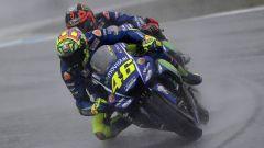 """MotoGP Giappone 2017, Valentino Rossi: """"Mancava il grip sul lato sinistro"""""""