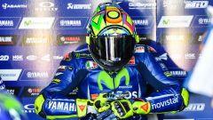 """MotoGP 2018, Valentino Rossi al Mugello: """"Lotto per il podio, ma sarà dura"""""""