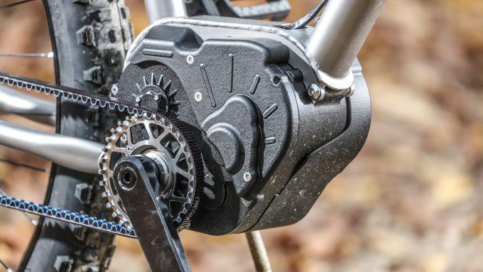 Valeo Smart e-Bike System, il powertrain centrale