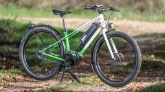 Valeo Smart e-Bike System, il prototipo della city bike