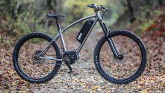 Valeo Smart e-Bike System, il prototipo della mountain bike