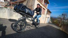Valeo Smart e-Bike System, la cargo bike